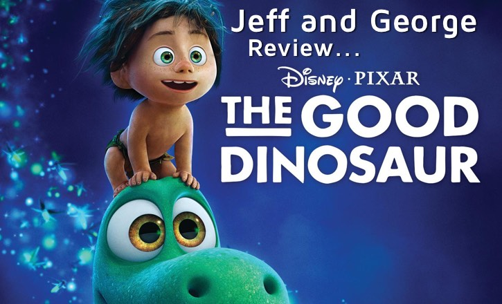 The Good Dinosaur, a review