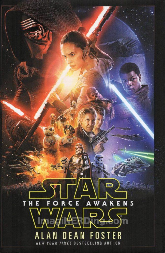 force awakens novelization