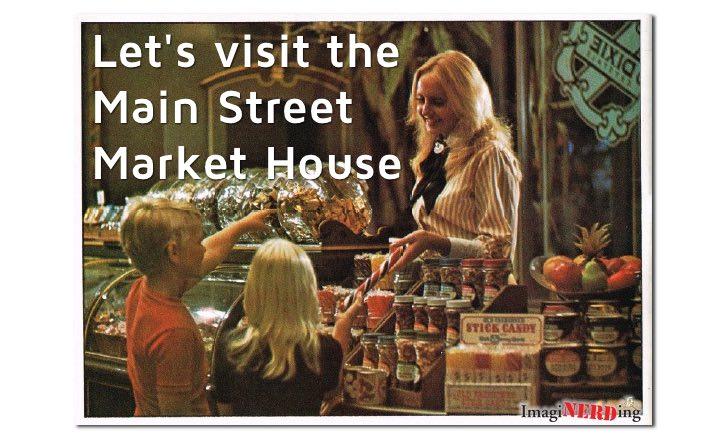 Main Street Market House