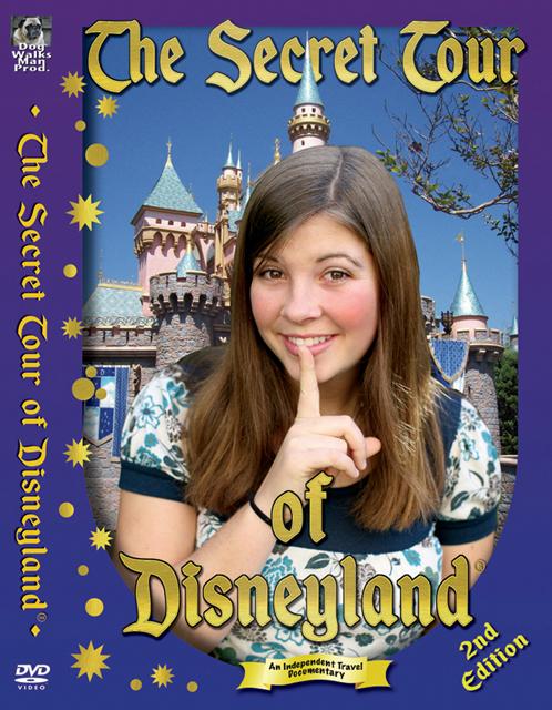 secret tour of disneyland