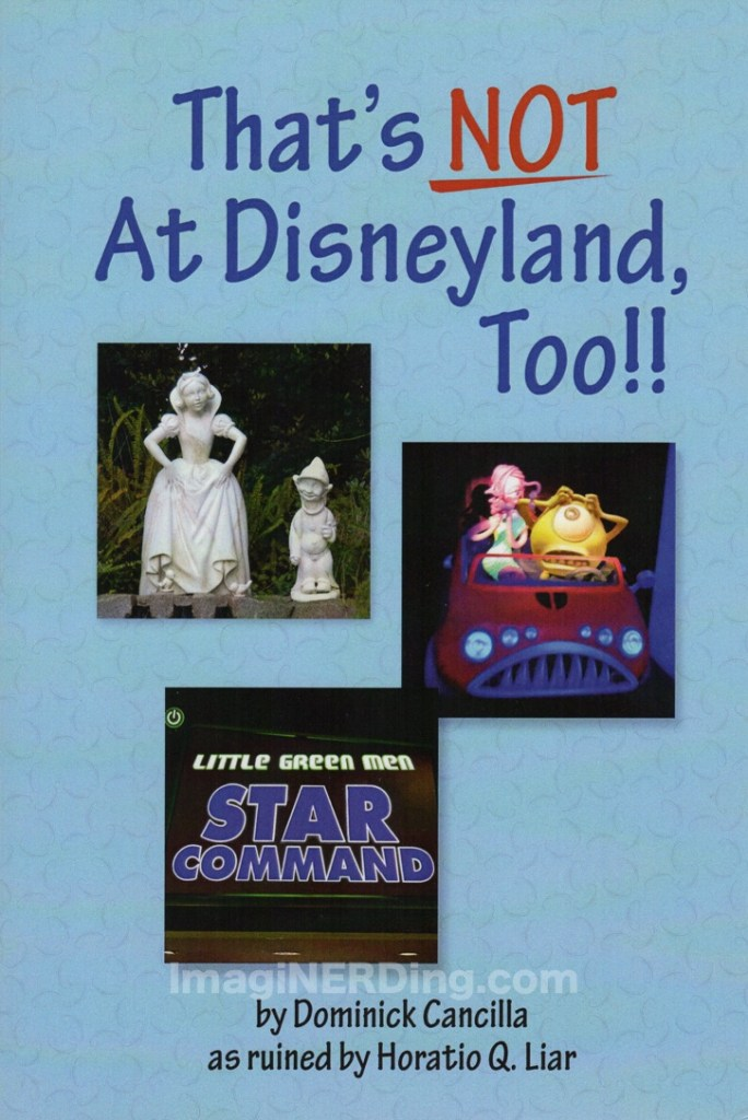 That's Not at Disneyland book reviews