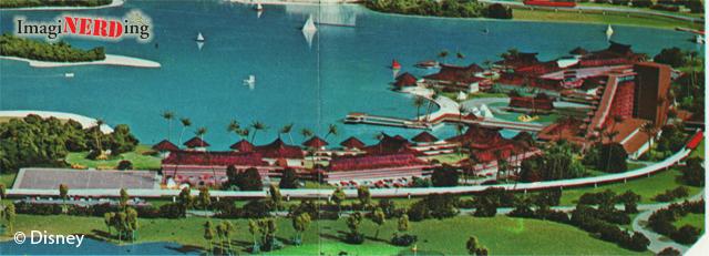 1971 Walt Disney World brochure