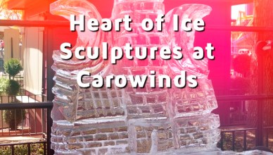 heart of ice sculptures