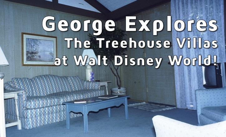 Treehouse Villas Photos at Walt Disney World