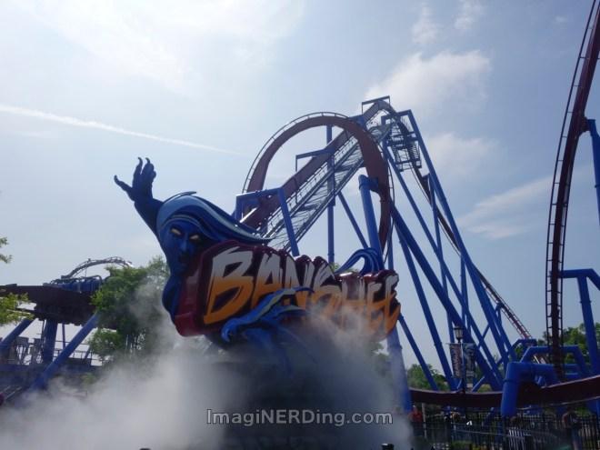 kings island roller coasters