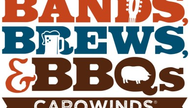 carowinds bands brews & bbqs