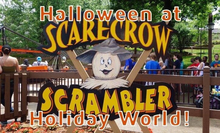 Holiday World Halloween: Trick or Treat?