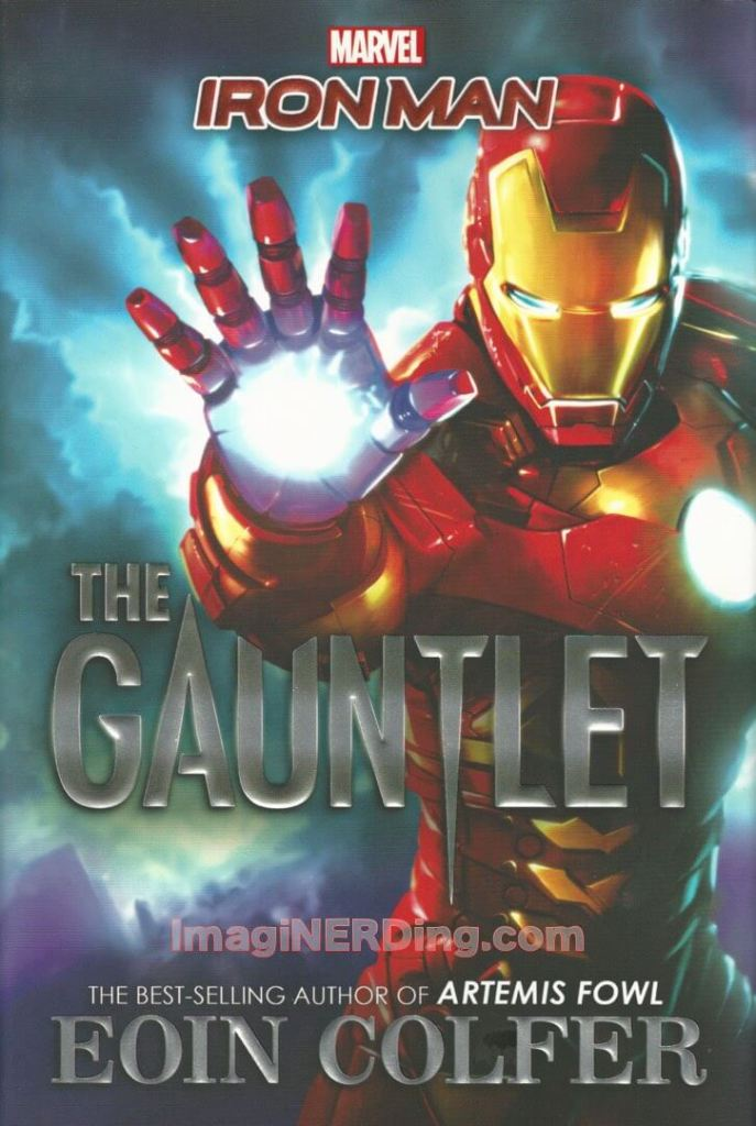 iron man the gauntlet
