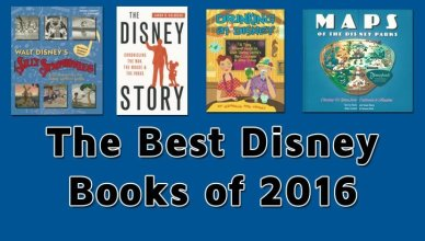 best disney books 2016