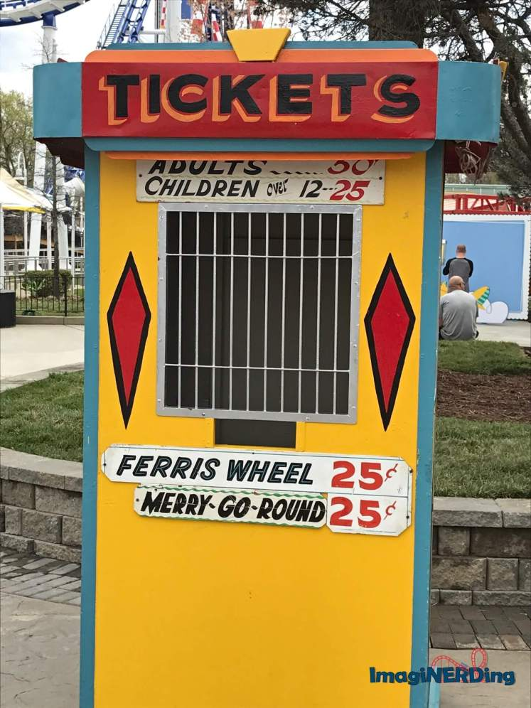 county fair ticket booth