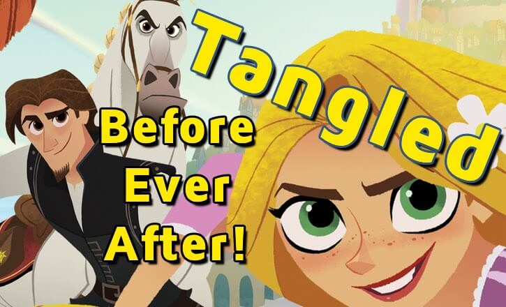 Tangled Before Ever After, DVD Review