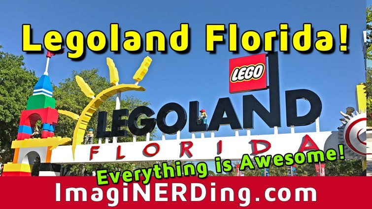 Legoland Florida: Everything is Awesome!