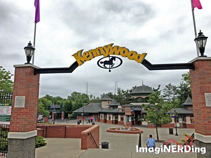 why should disney fans visit kennywood?