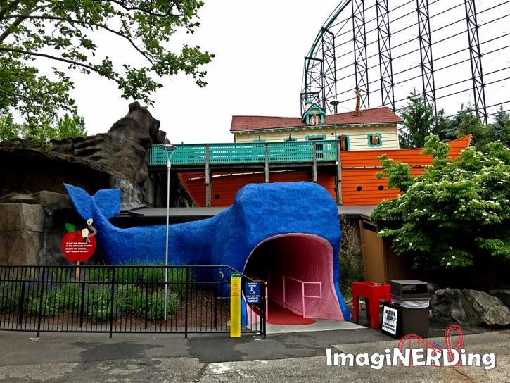 kennywood noah's ark