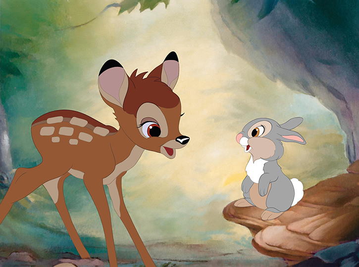 bambi signature edition blu-ray
