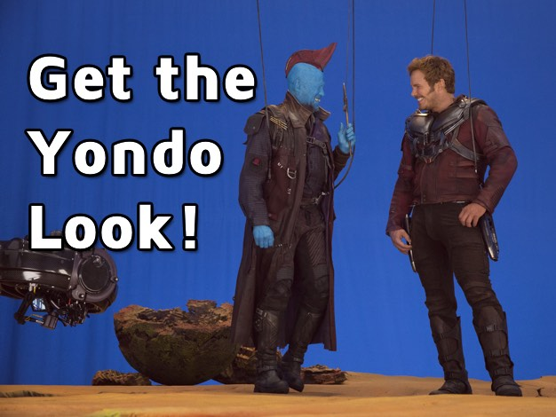 Get The Yondu Look Tribute Event – Guardians of the Galaxy VOl. 2