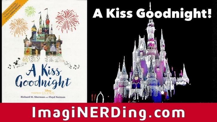 Disney's kiss goodnight