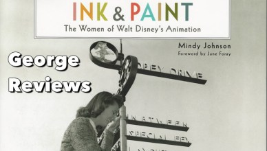 ink & paint disney