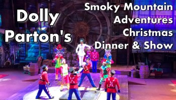 smoky mountain adventures Christmas