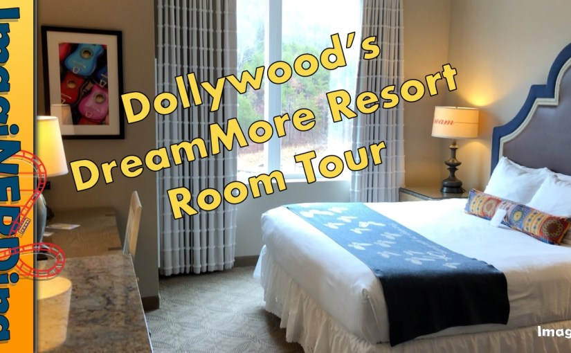 Dollywood's DreamMore Resort Room Tour!