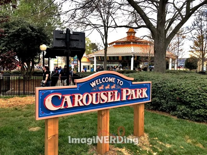 carowinds 2018 Carousel park