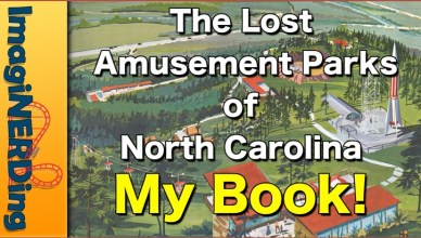 North Carolina Amusement Park Book The Lost Amusement Parks of North Carolina