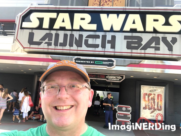toy story land star wars launch bay