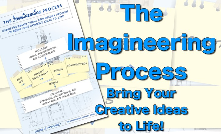 The Imagineering Process by Louis Prosperi