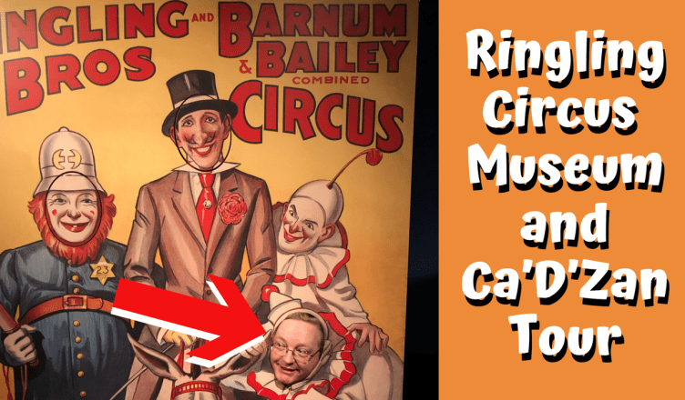 Ringling Circus Museum and Ca 'D'Zan House Tour