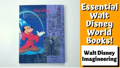 essential walt disney world books