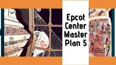 epcot center master plan 5