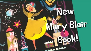new mary flair book disney