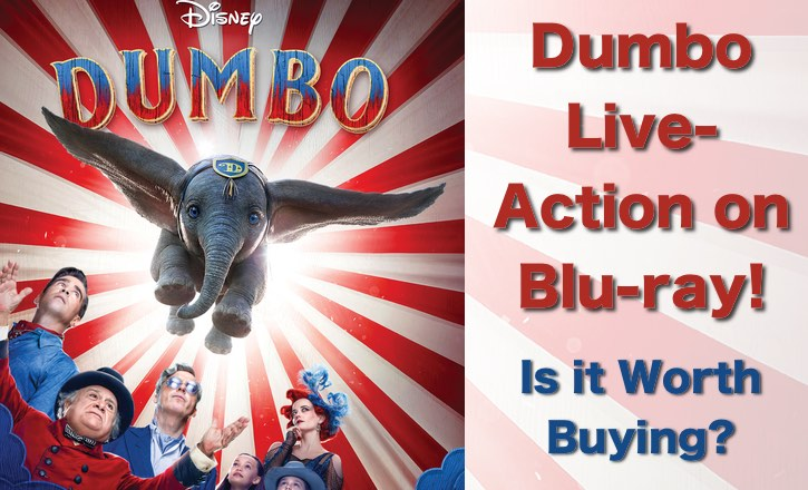 dumbo live-action image