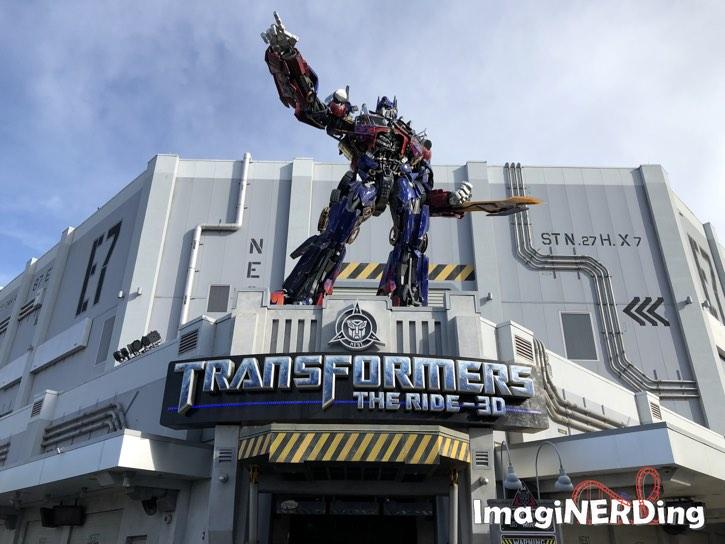 transformers universal express pass