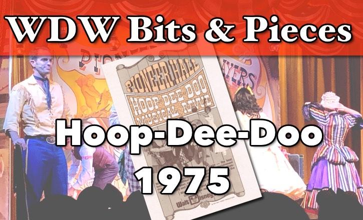 Hoop-Dee-Doo Musical Revue 1975 Advertisement