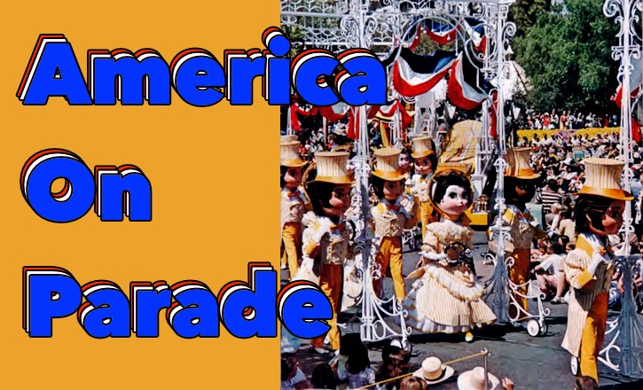 Disney's America On Parade Celebration