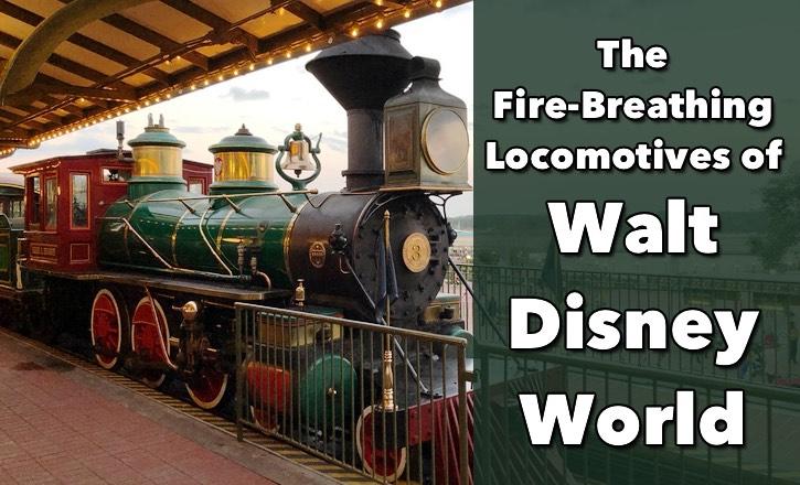 Locomotives of Walt Disney World