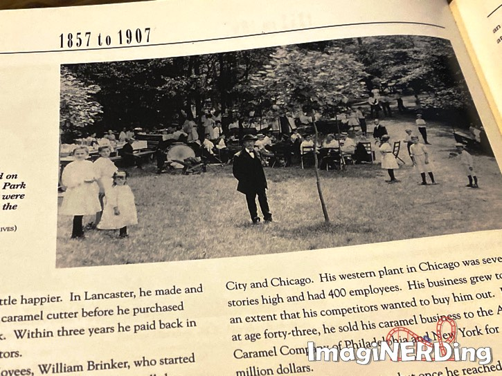 hersheypark: the sweetness of success page image