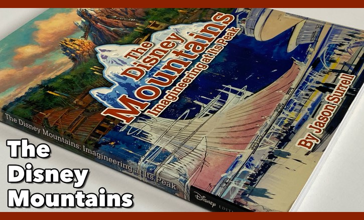 Disney Mountains Book Video Review