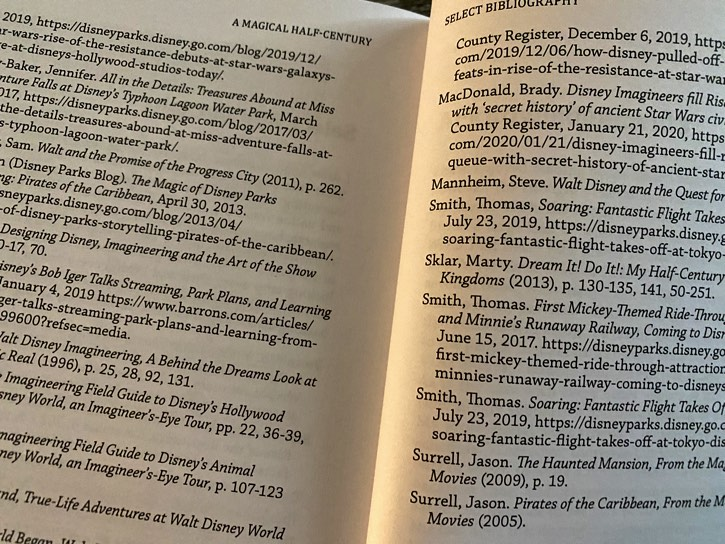 bibliography of a magical half-century