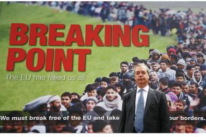Breaking Point - the EU has failed us all