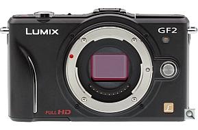 image of Panasonic Lumix DMC-GF2