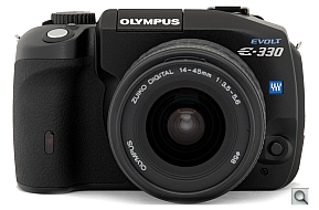 image of Olympus EVOLT E-330