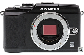 image of Olympus PEN E-PL2