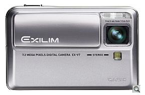 image of Casio EXILIM Hi-Zoom EX-V7