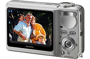 image of Fujifilm FinePix F460
