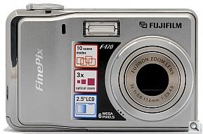 image of Fujifilm FinePix F470