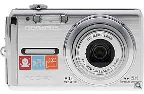 image of Olympus FE-340