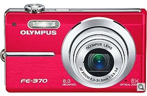 image of Olympus FE-370