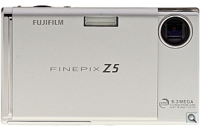image of Fujifilm FinePix Z5fd